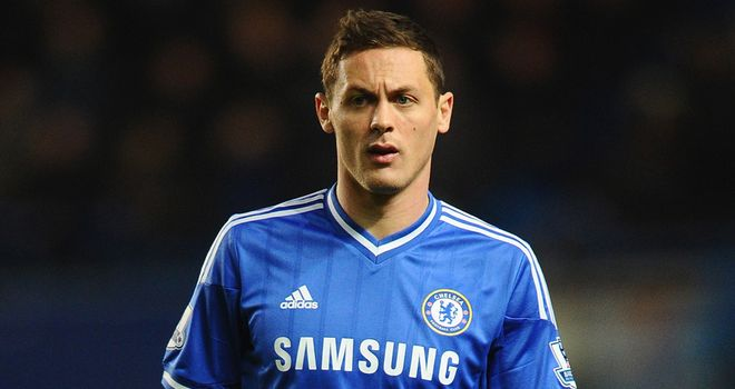 Nemanja Matic: Chelsea spent £21m to bring the midfielder back to Stamford Bridge