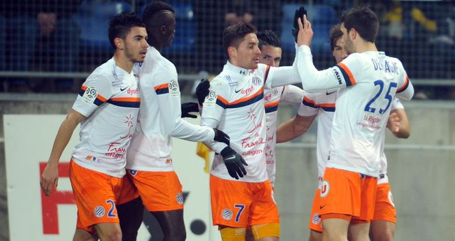 Montpellier: Knocked out PSG