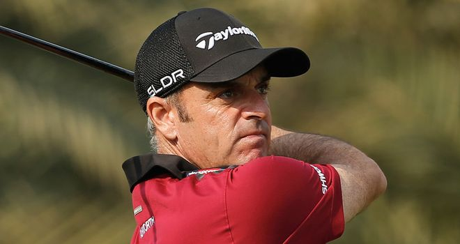 Paul McGinley: Mental error on final green
