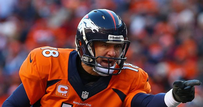 Peyton Manning: Looking to roll back the years