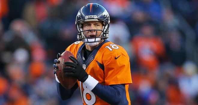 Peyton Manning: Can he win a fifth MVP?