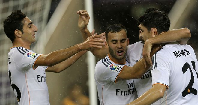 Real Madrid: Can go top on Saturday