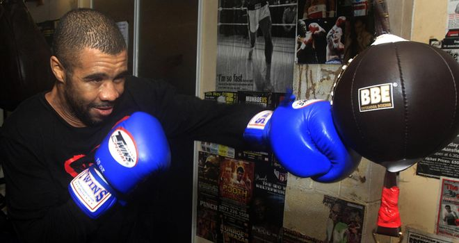 Rendall Munroe: Looking to become European champion at two weights