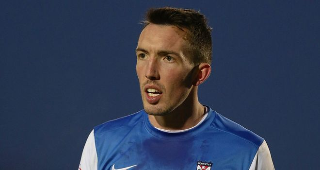 Ryan Bowman: Hoping to start