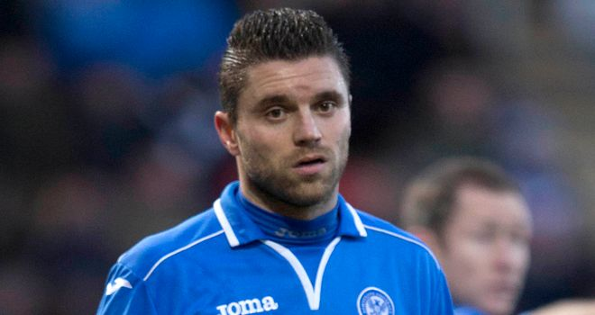Sanel Jahic: The Bosnian defender has left St Johnstone after the end of a short-term deal