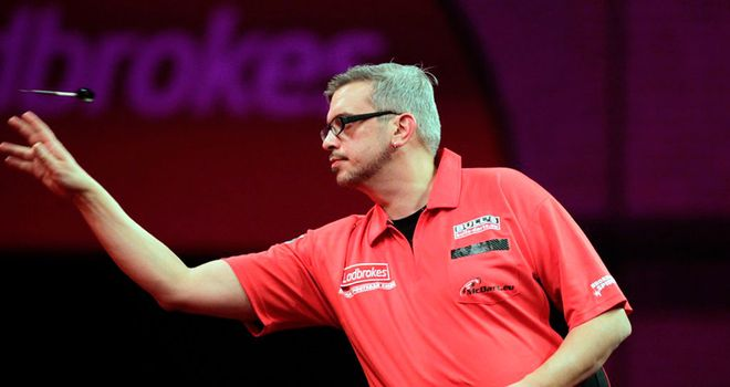 Tomas Seyler: Won tour card in Wigan