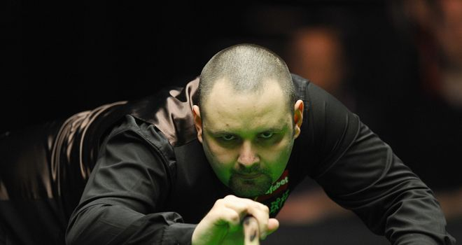 Stephen Maguire: Ran out a comfortable winner against Neil Robertson