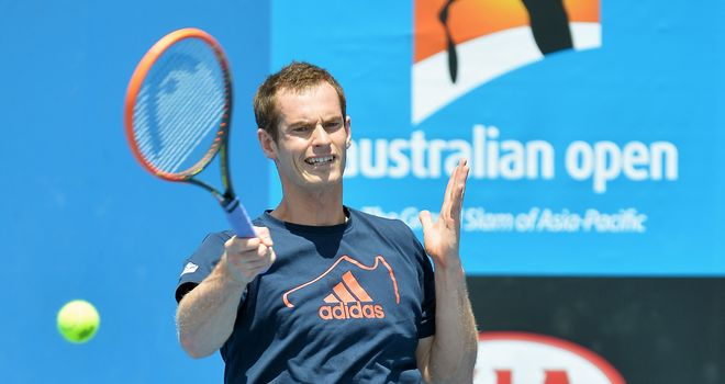 Andy Murray: Tough half of the draw