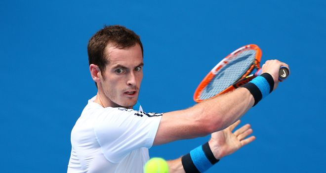 Andy Murray: Wary that scorching conditions could cause health problems