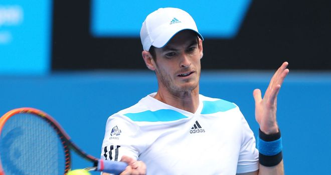 Andy Murray: Moved through the gears to see of Feliciano Lopez