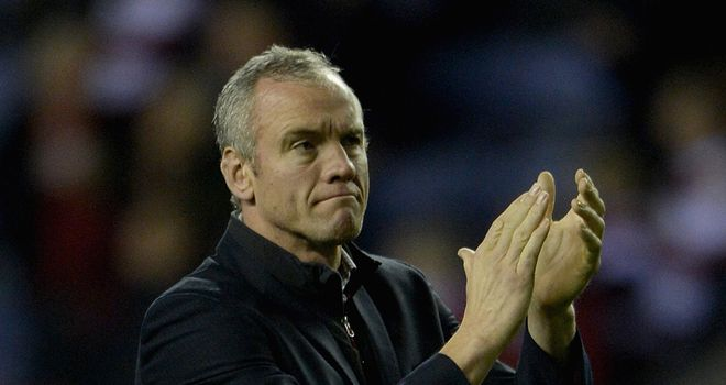 Brian McDermott: Happy with defensive effort against Widnes