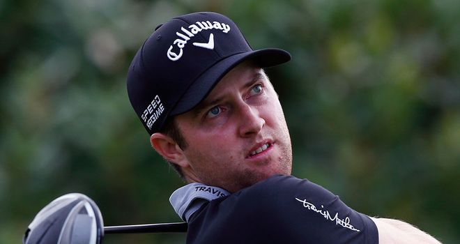 Chris Kirk: Shares lead after five straight birdies at end of round one