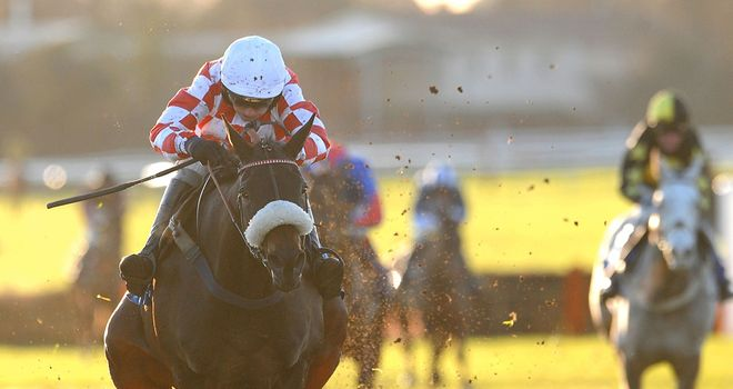 Deputy Dan: Still on track for Cheltenham
