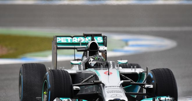 Mercedes: An ominous start