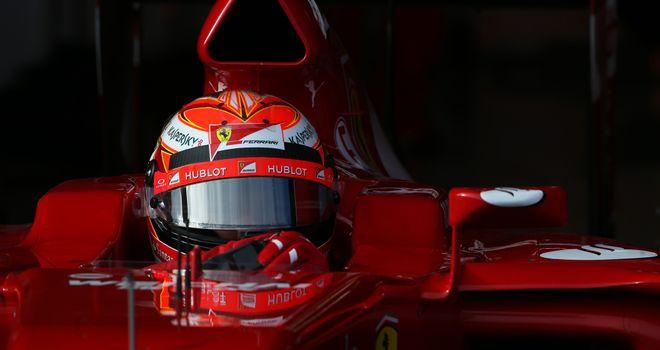 F1 - Így hívják a kis Raikkonent