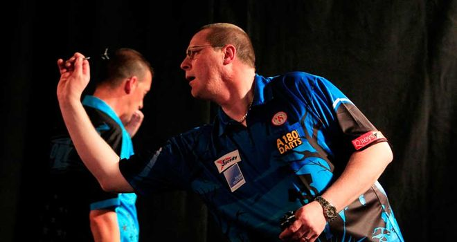 Nigel Heydon: Back on the PDC Tour for 2014