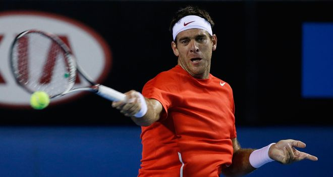 Juan Martin del Potro: early exit for second Grand Slam in a row