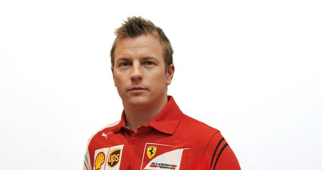 Kimi Raikkonen: Back in red