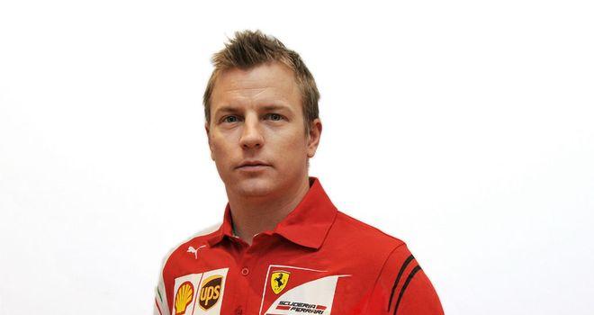 Kimi Raikkonen: Back in red