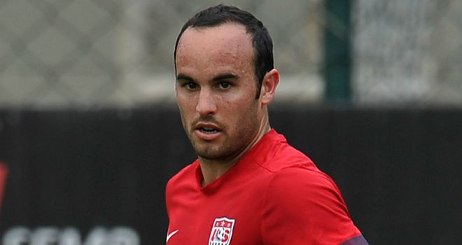 Landon Donovan: Left out of final USA squad