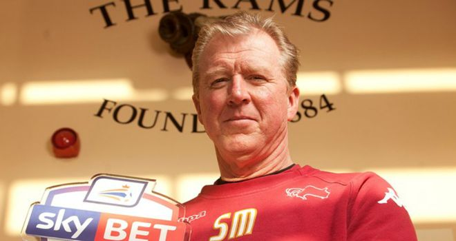 Steve McClaren: Feels Burnley will seal automatic promotion
