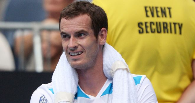 Andy Murray: Dropped just five games in round one
