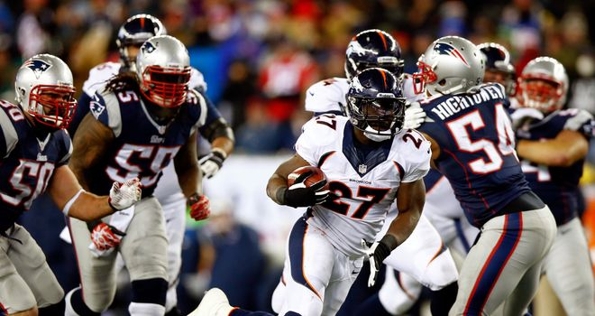 Knowshon Moreno: Career-best season with Broncos in 2013