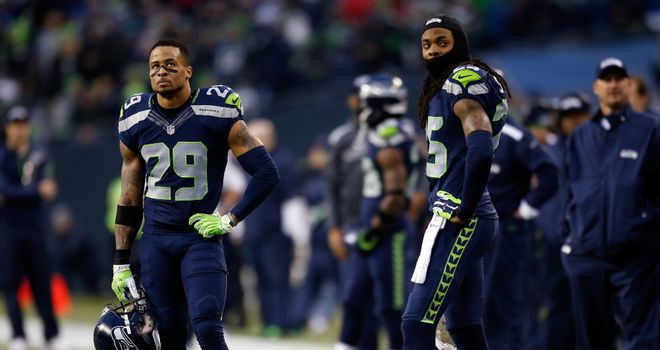 Richard Sherman (R) and Earl Thomas: Are both due major paydays before 2015 season