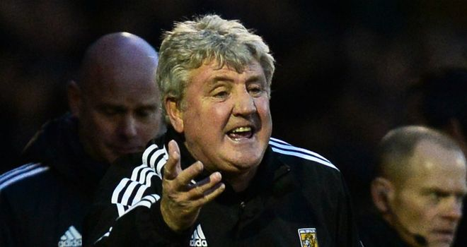 Steve Bruce: Pleased to see fringe players taking their chance in the FA Cup