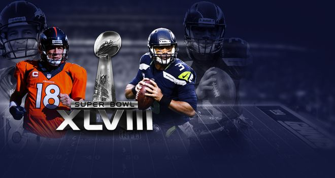 Superbowl XLVIII Live