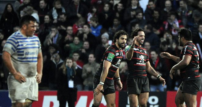 Saracens: Expected to transfer their league form into the latter stages of the Heineken Cup