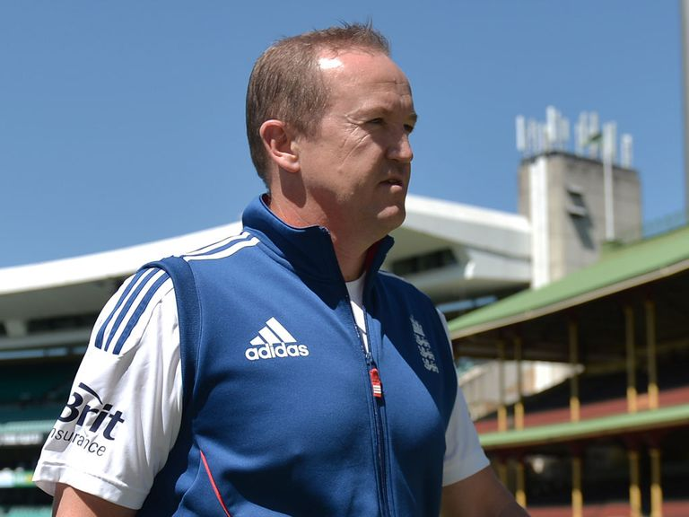 Andy Flower: Will lead England Lions next month