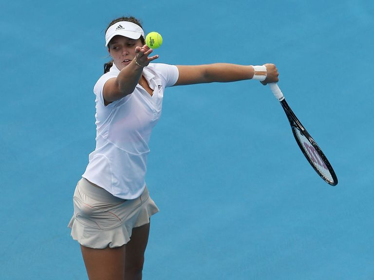 Laura Robson: 'I don't actually know my recovery timescale'