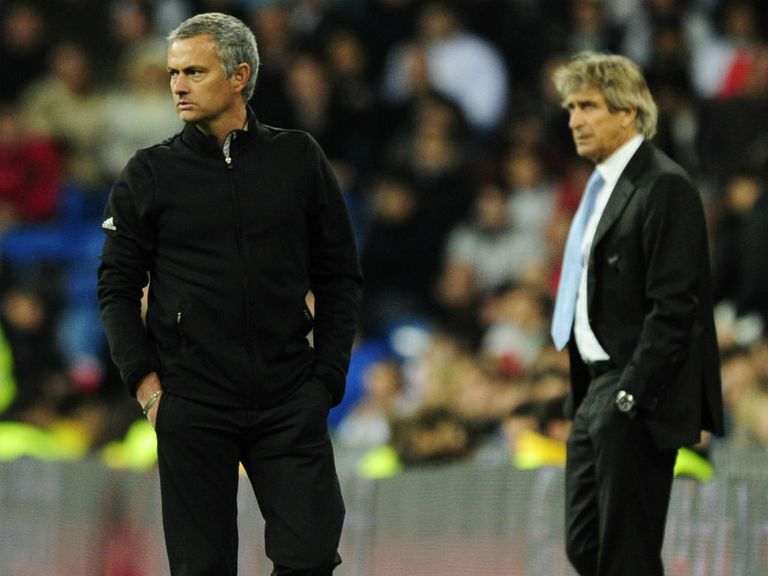 Jose Mourinho: Crucial decisions in their favour