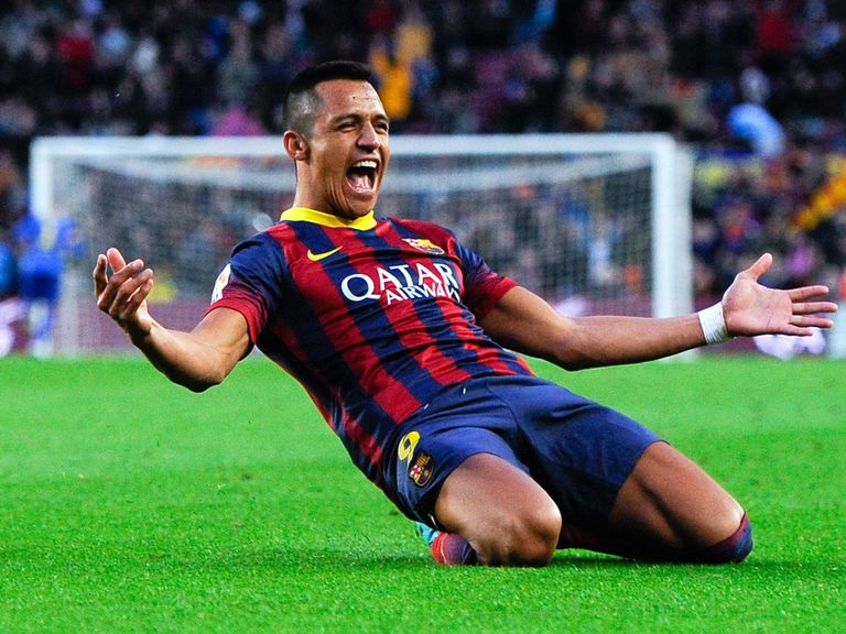 Alexis Sanchez: Said to be a target for both Liverpool and Arsenal