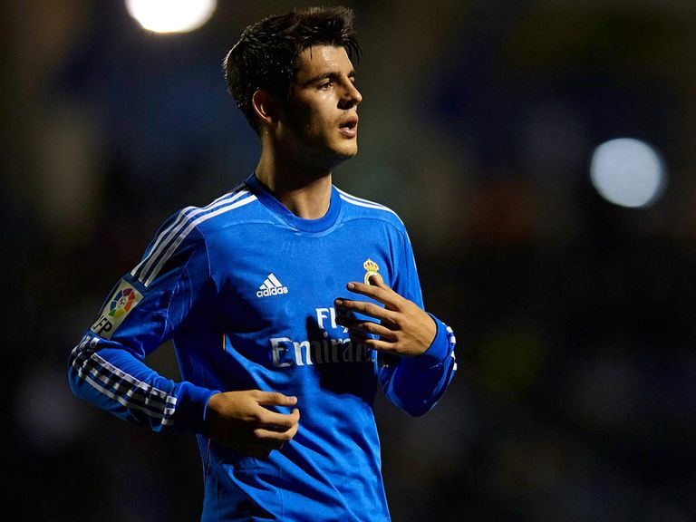 Alvaro Morata: Deal reportedly worth around £17.5m