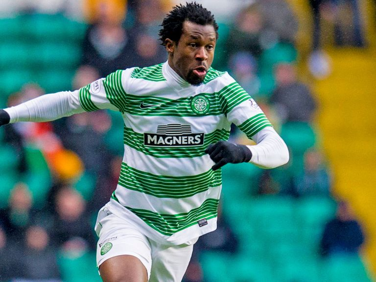 Efe Ambrose: Insists the whole Celtic squad deserves praise