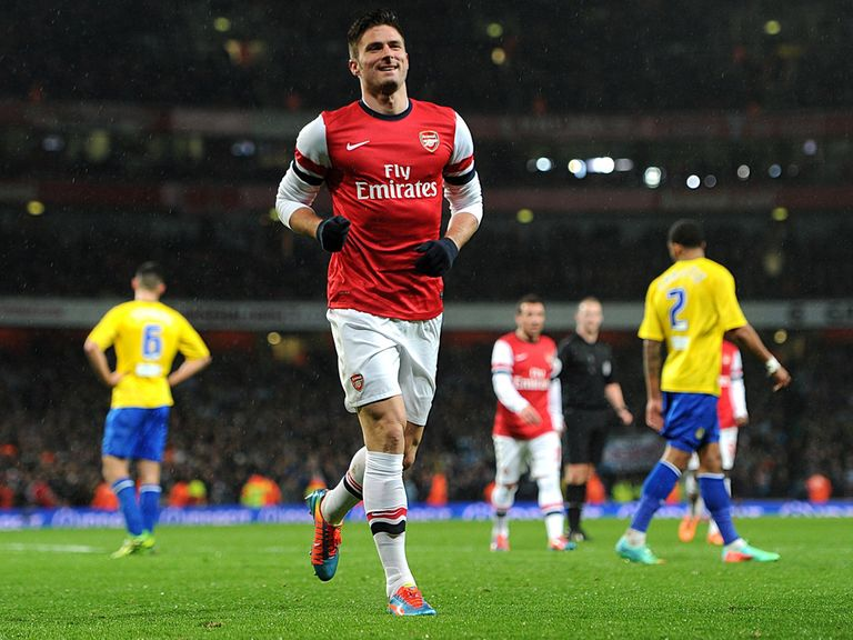 Olivier Giroud: Feels the league title is achievable