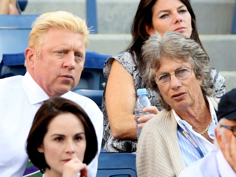 Virginia Wade is unconvinced by Becker's appointment as coach of Djokovic