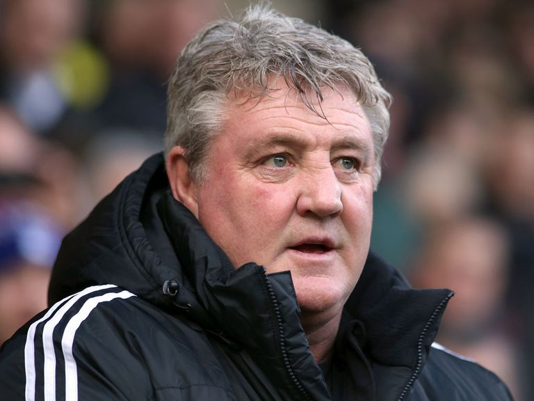 Steve Bruce: Wary of Saturday's trip to Southend