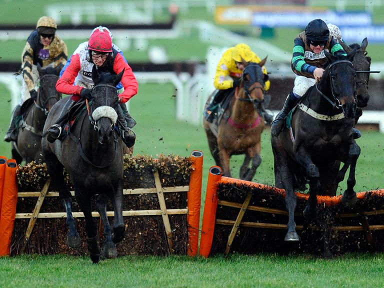 Big Buck's: Fine after this Cheltenham return