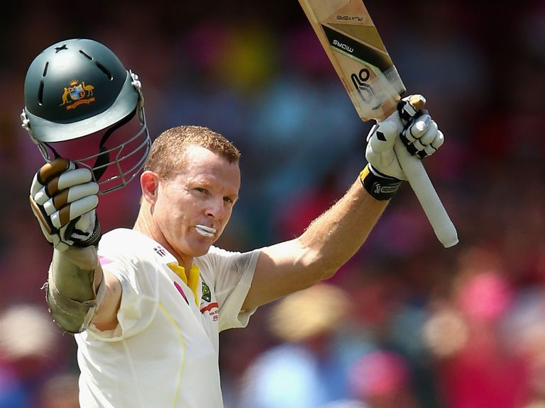 Rogers: Could retire after the 2015 Ashes