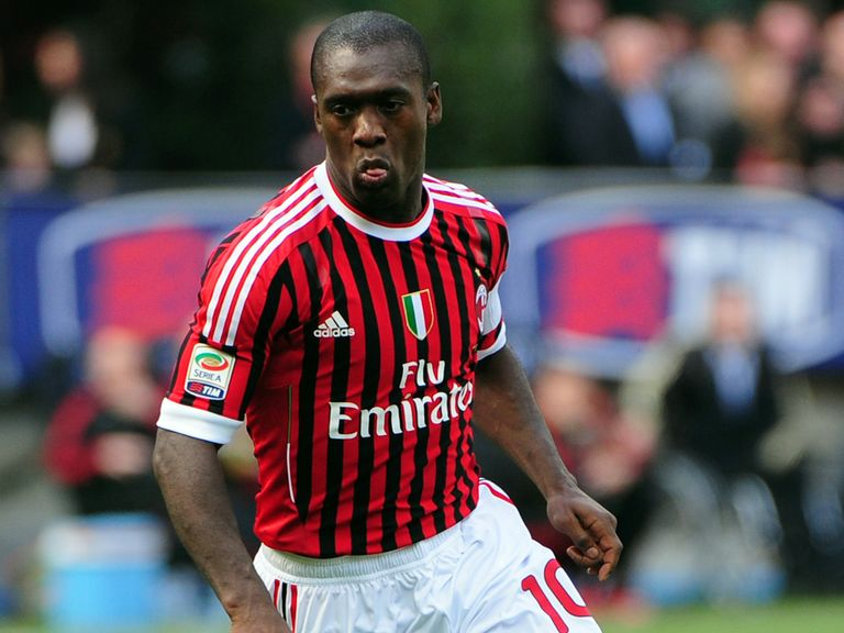 Clarence Seedorf: Returns to AC Milan as boss