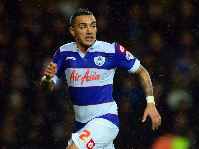 Danny Simpson: Eyeing the Premier League