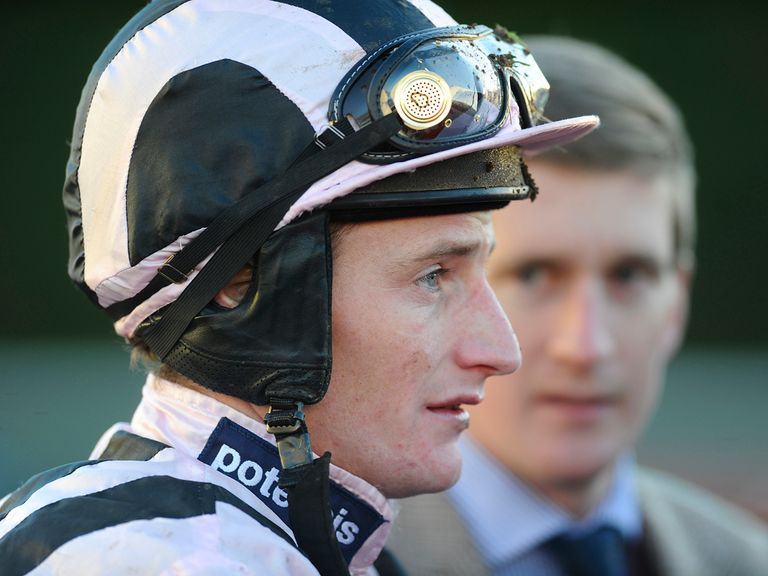Daryl Jacob: Takes mount aboard Ian Brindle's selection