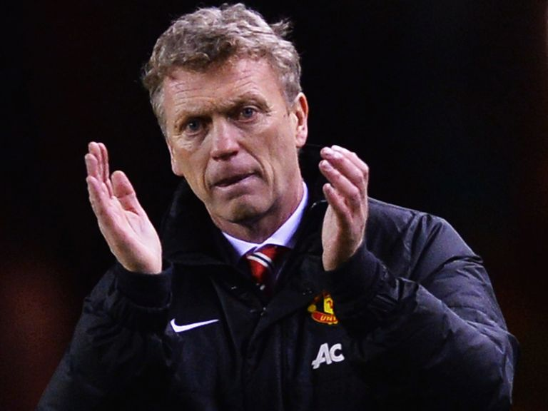 David Moyes: Feels players are doing their best