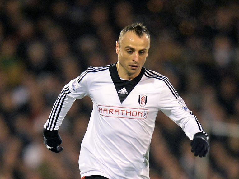 Dimitar Berbatov: Linked with January move