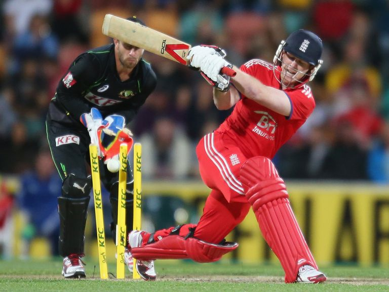 Eoin Morgan: Key figure in England's T20 team