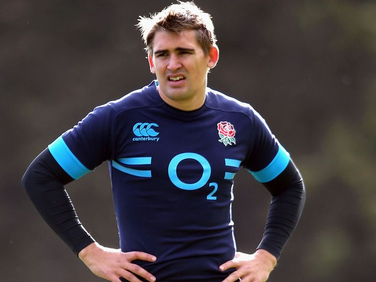 Toby Flood: Could have played his last game for England