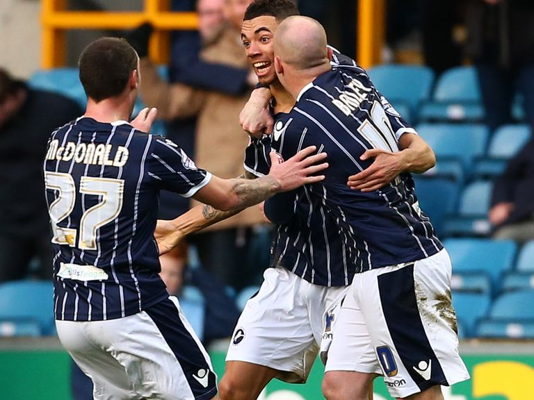 Millwall can celebrate a vital win over Bolton